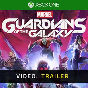 Marvel's Guardians of the Galaxy Xbox One Video Trailer