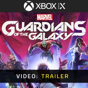 Marvel's Guardians of the Galaxy Xbox Series X Video Trailer