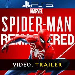 Marvel's Spider-Man Remastered PS5 Video Trailer