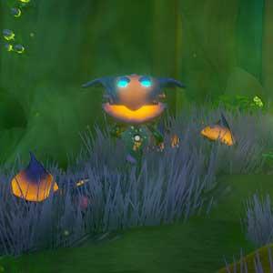 Mask of Mists Mushrooms