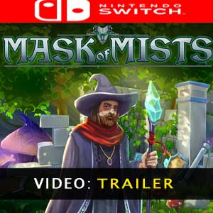 Mask of Mists Trailer Video