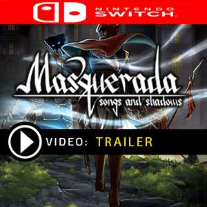 Masquerada Songs and Shadows Nintendo Switch Prices Digital or Box Edition