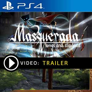 Masquerada Songs and Shadows PS4 Prices Digital Or Box Edition
