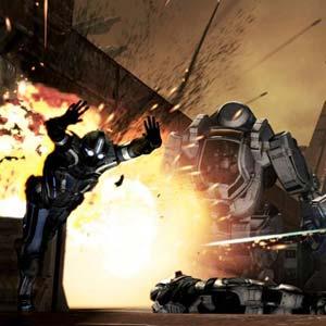 Mass Effect 3 Mech Suit