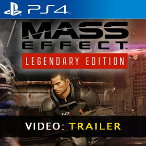 Mass Effect Legendary Edition Trailer Video