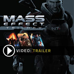 Buy Mass Effect Trilogy CD Key Compare Prices