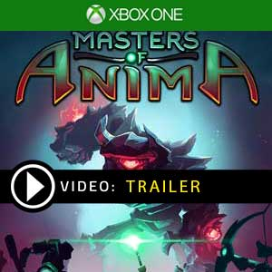Masters of Anima Xbox One Prices Digital or Box Edition
