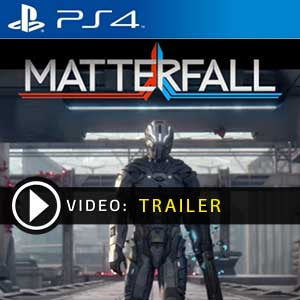 Matterfall PS4 Prices Digital or Box Edition