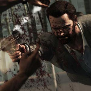 Max Payne 3 Shooting
