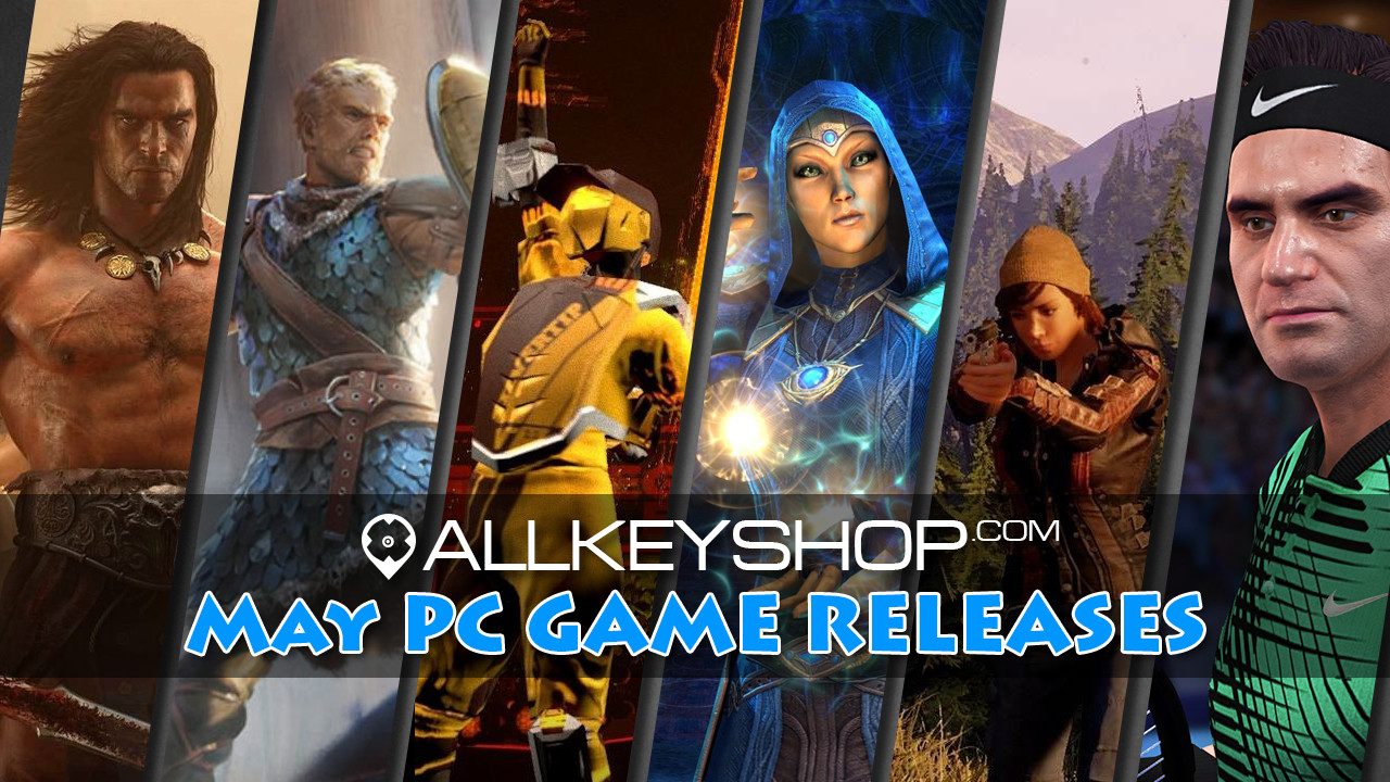 May 2018 PC Game Releases