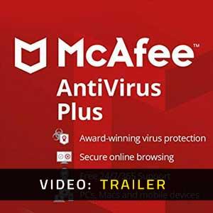 Mcafee Antivirus Plus Video Trailer