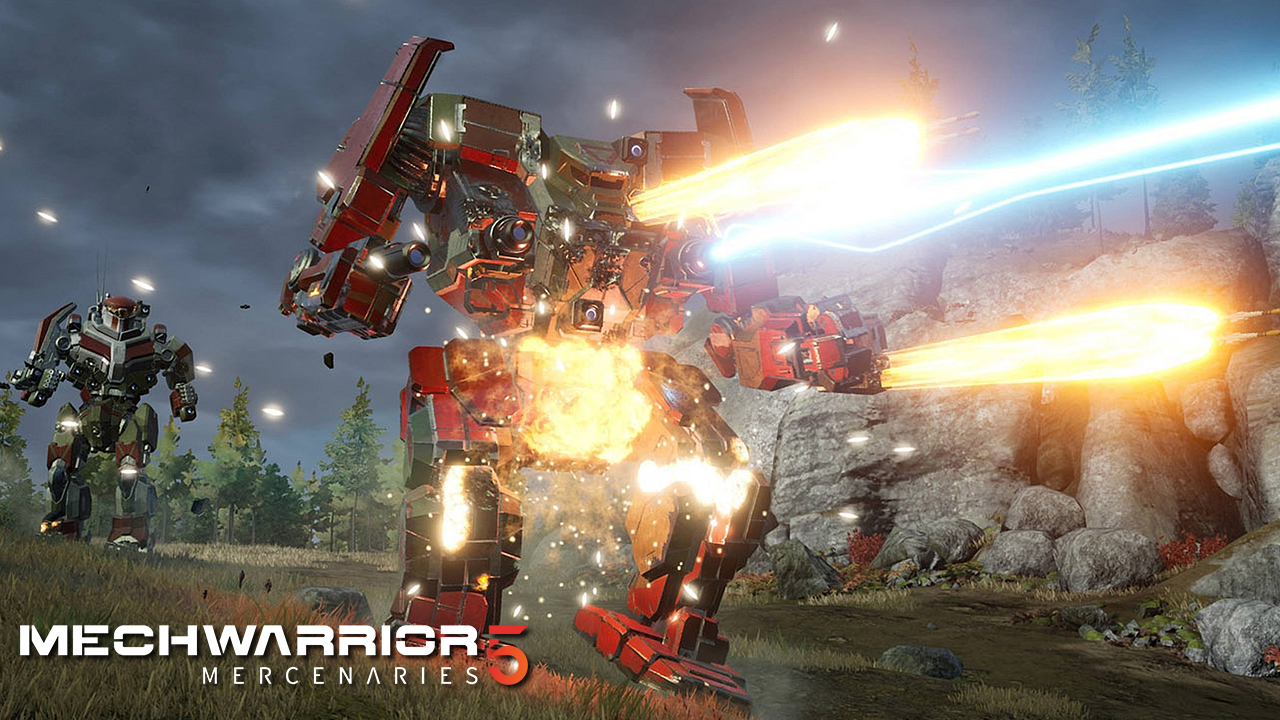 Mechwarrior 5 Mercenaries Launch Trailer And System Requirements