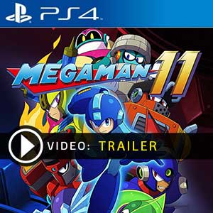 Buy Mega Man 11 PS4 CD Key Compare Prices