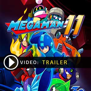 Buy Mega Man 11 CD Key Compare Prices