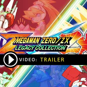 Buy Mega Man Zero/ZX Legacy Collection CD Key Compare Prices