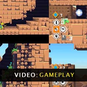 Megabyte Punch Gameplay Video