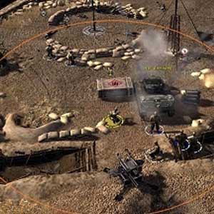 Men of War Assault Squad 2 Battle field