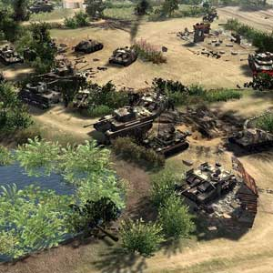 Men of War Assault Squad 2 Armoured vehicles