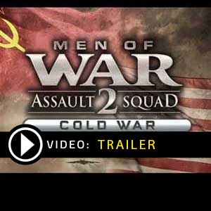 Buy Men of War Assault Squad 2 Cold War CD Key Compare Prices