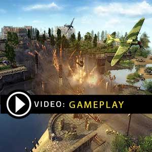 Men of War Asssault Squad DLC Pack Gameplay Video