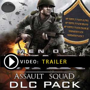 Buy Men of War Asssault Squad DLC Pack CD Key Compare Prices