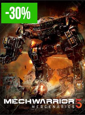 Mechwarrior Mercenaries 5 CD Key Compare Prices