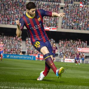 FIFA 15 PS4 Messi
