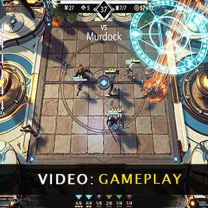 MetaChampions Nintendo Switch Gameplay Video