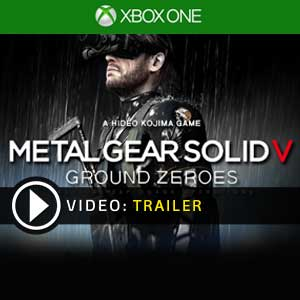 Metal Gear Solid 5 Ground Zeroes Xbox One Prices Digital or Physical Edition