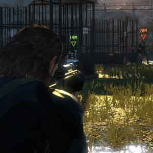 Metal Gear Solid 5 Ground Zeroes: Locked on Target