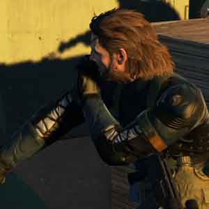 Metal Gear Solid 5 Ground Zeroes: A Punch on the Face