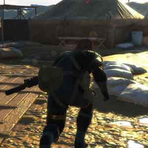 Metal Gear Solid 5 Ground Zeroes: Get to the Destination