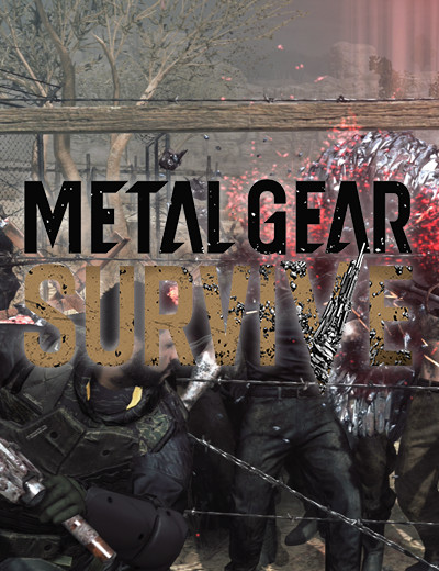 Metal Gear Survive will be Online Only and with Microtransactions