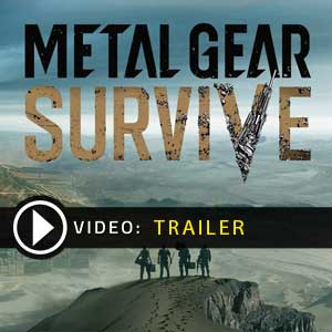 Buy Metal Gear Survive CD Key Compare Prices