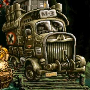 Metal Slug 3 - Truck