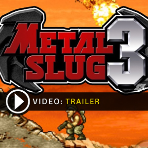 Buy Metal Slug 3 CD Key Compare Prices