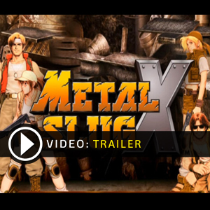 Buy Metal Slug X CD Key Compare Prices
