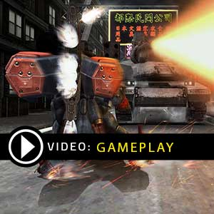 Metal Wolf Chaos XD Gameplay Video