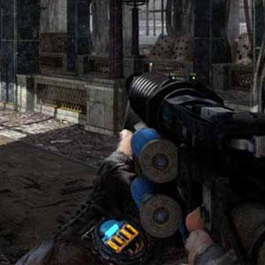 Metro 2033 Redux : Player View