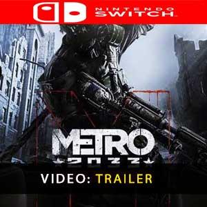 Metro 2033 Redux Nintendo Switch Prices Digital or Box Edition
