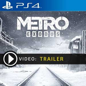 Metro Exodus PS4 Prices Digital or Box Edition