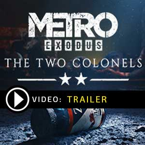 Buy Metro Exodus The Two Colonels CD Key Compare Prices