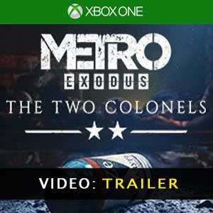Metro Exodus The Two Colonels Xbox One Prices Digital or Box Edition