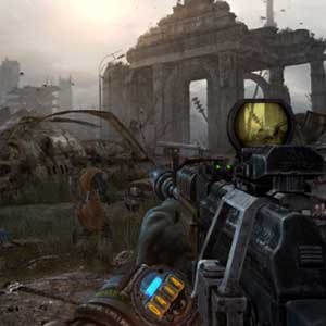 Metro Last Light Redux Weapon