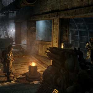 Metro Last Light Redux Enemy