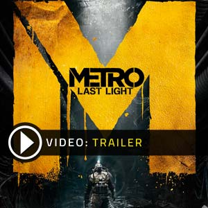 Buy Metro Last Light CD Key Compare Prices