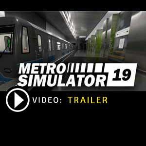 Buy Metro Simulator 2019 CD Key Compare Prices