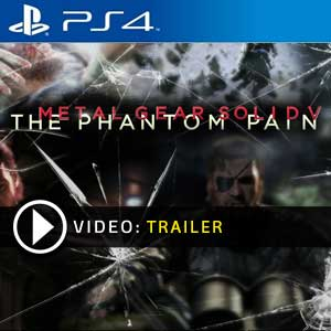 Metal Gear Solid 5 The Phantom Pain PS4 Prices Digital or Physical Edition