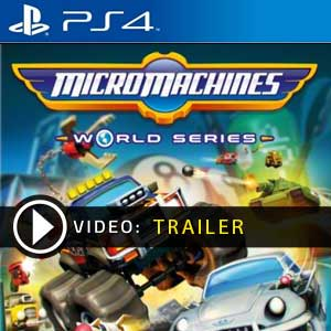 Micro Machines World Series PS4 Prices Digital or Box Edition