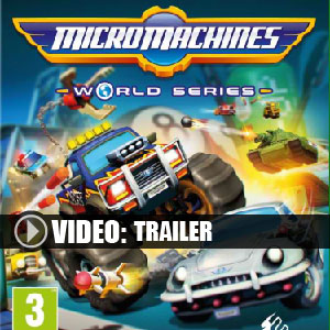 Buy Micro Machines World Series CD Key Compare Prices